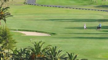 Golfen auf Bali