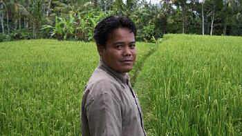 Made Suardana, Tourguide auf Bali