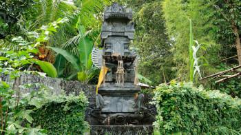 Religion und Gartenkultur in Bali
