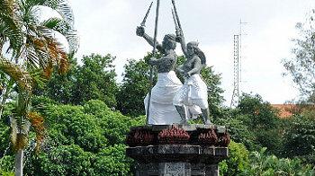 Denpasar, Balis Hauptstadt