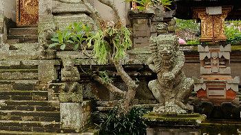 Pejeng im Zentrum Balis