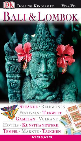 Buchcover von Vis a vis Reiseführer Bali und Lombok