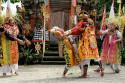 Barong Tanz auf Bali
