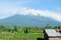 Gunung Agung in Amed, Bali