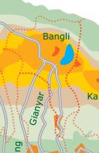 Bezirk Bangli, Bali