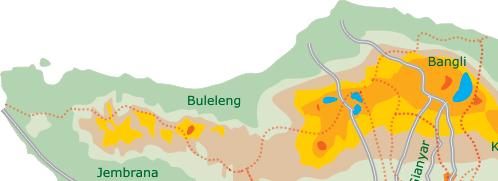 Bezirk Buleleng, Bali