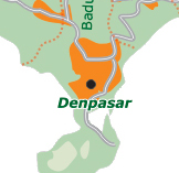 Bezirk Denpasar, Bali