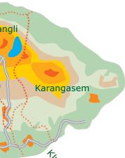Bezirk Karangasem, Bali