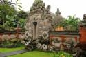 Tor im Bali-Museum in Denpasar, Bali