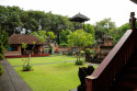 Gärten des Bali-Museumn in Denpasar, Bali