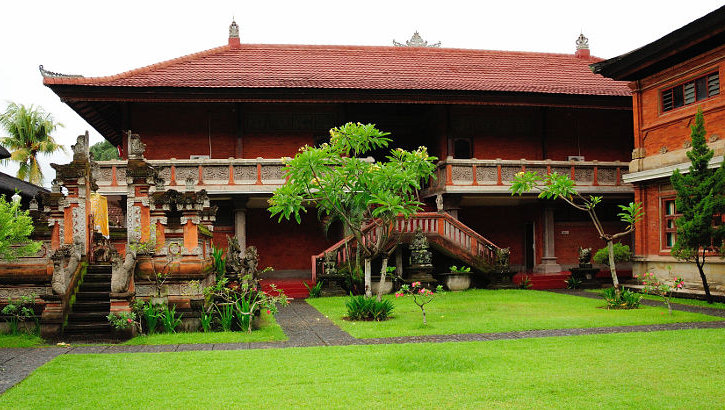 Balimuseum in Denpasar, Bali