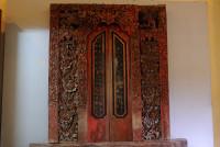 Exponate im Bali-Museum in Denpasar, Bali