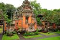 Portal im Bali-Museum in Denpasar, Bali