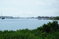 Blick zur Pulau Serangan, Bali