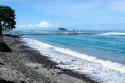 Strand von Candi Dasa, Bali