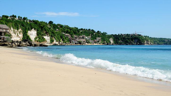 Strand vom Dreamland, Bali