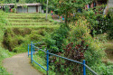 Weg zum Wasserfall Git Git, Bali