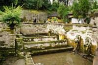 Badebecken in Goa Gajah, Bali
