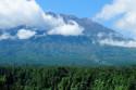 Gipfel des Gunung Agung, Bali