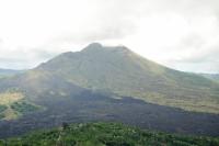 Gipfel des Gunung Batur, Bali