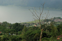 Kratersee des Gunung Batur, Bali