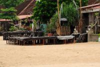 Fischrestaurant in Jimbaran, Bali