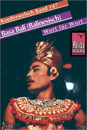 Buchcover von Kauderwelsch Balinesisch