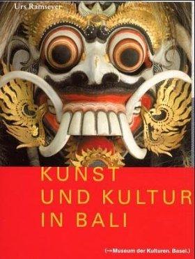 Buchcover von Kunst und Kultur in Bali
