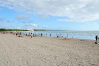 Strand von Kuta, Bali