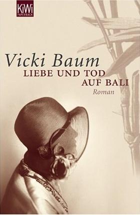 Buchcover von Liebe und Tod auf Bali