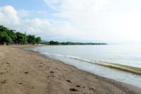 Der Strand von Lovina, Bali