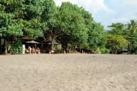Bars am Strand von Lovina