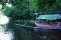 Fischerboote im Taman Nasional Bali Barat