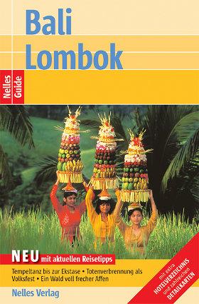 Buchcover von Nelles Guide Bali und Lombok