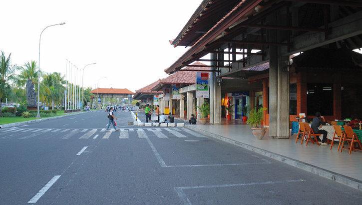 Ngurah Rai Flughafen Denpasar, Bali
