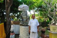 Tempel auf Nusa Dua, Bali