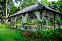 Pavillon in Nusa Dua, Bali