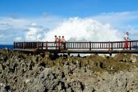 Waterblow in Nusa Dua, Bali