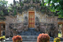 Eingangsportal des Pura Beji nähe Singaraja, Bali