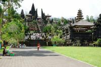 Der Pura Besakih, Bali