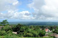 Aussicht vom Pura Besakih, Bali