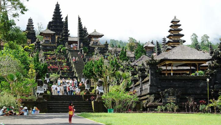 Pura Besakih, der Muttertempel Balis