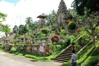 Eingang des Pura Kehen in Bangli, Bali