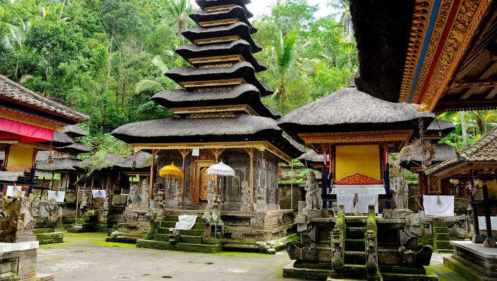 Pura Kehen in Bangli, Bali