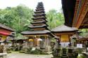 Meru im Pura Kehen in Bangli, Bali