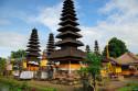 Meru des Pura Taman Ayun in Mengwi, Bali