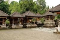 Innenhof des Pura Tirta Empul, Bali