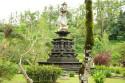 Statue im Pura Tirta Empul, Bali
