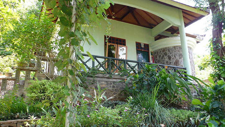 Die Sananda Bungalows in Nordbali