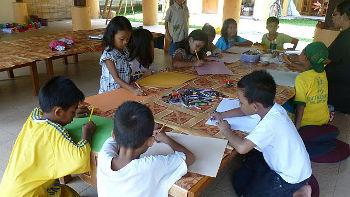 Das Kinderprojekt Sternenland auf Lombok